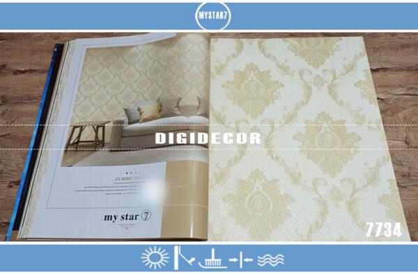 آلبوم کاغذ دیواری MYSTAR7 (مای استار7)